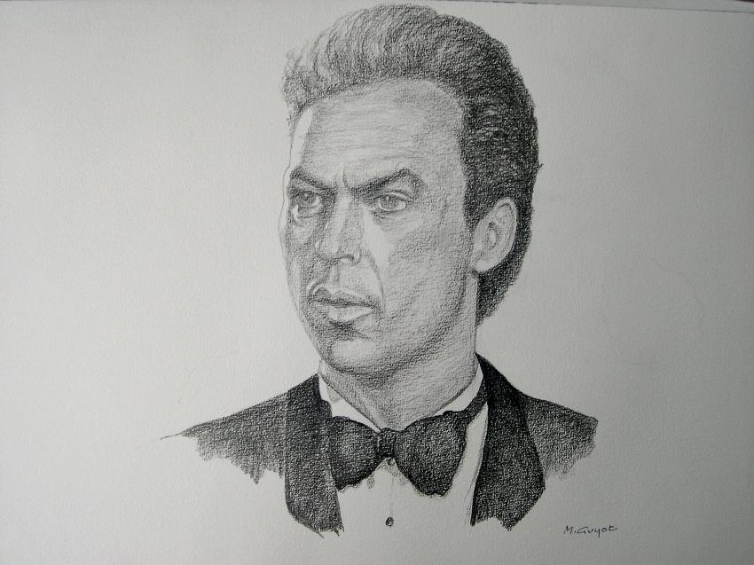 Michael Keaton par columbo